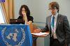 Презентация Московской модели ООН в РГГУ 2009