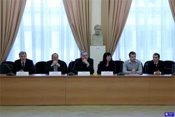 Заседание Ассоциации вузов-партнеров России и Украины
