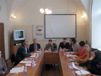 Научно-методического совета документоведческих и  архивоведческих кафедр ИАИ
