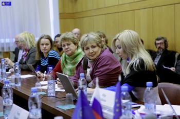 Встреча с представителями ЕС