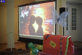 День всех влюбленных в РГГУ